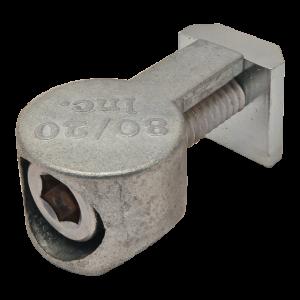15 Series Black 5//16-18 Standard Anchor Fastener 3359 80//20 Inc